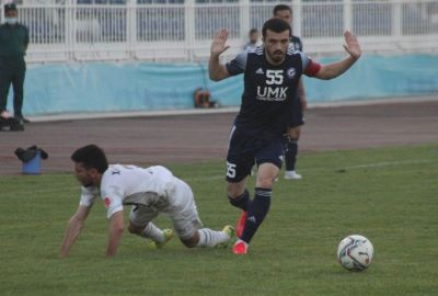 "Coca Cola Superliga, 5-tur: ""Andijon"" – ""Metallurg"" 0:2"