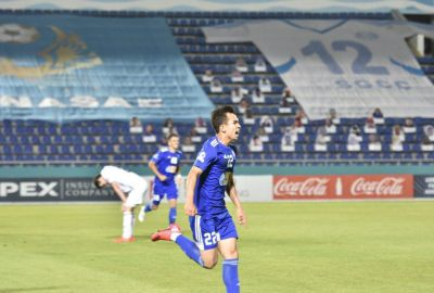 "Coca Cola Superliga, 8-tur: ""Nasaf"" - ""Metallurg"" 1:0"