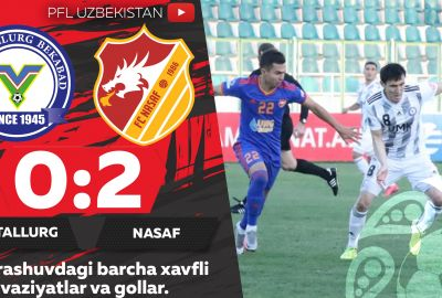 Coca Cola Superliga, 21-tur: METALLURG — NASAF 0:2